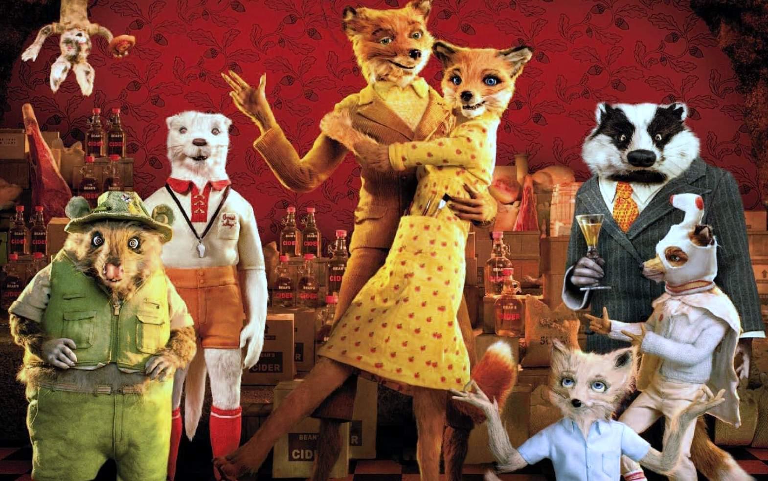 Ciclo de Cine para Niños: El Fantástico Sr Zorro
